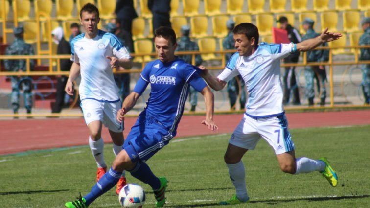 Знаменитий український тренер очолив команду Казахстану