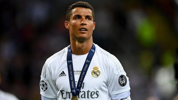 """Роналду відмовився від контракту """"Реала"""" на 25 мільйонів євро за рік"""
