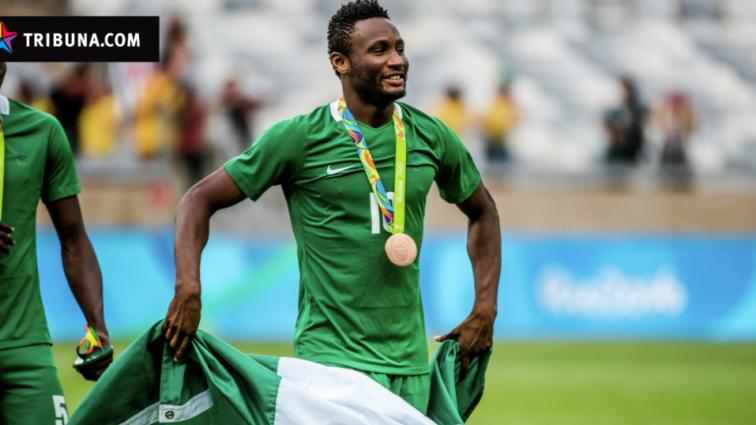 Капітан збірної Нігерії вийде на поле з переломом руки