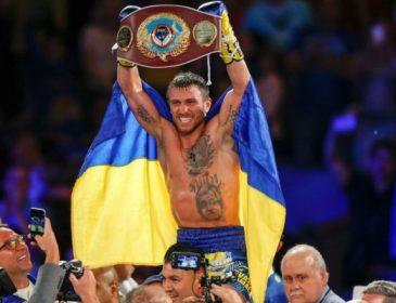 Ломаченко претендує на звання кращого бійця 2018 року