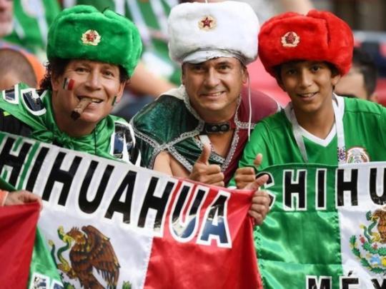Як мексиканські уболівальники підставили свою збірну на ЧС-2018?