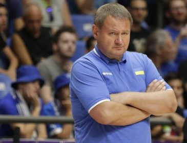 Мурзін: українські баскетболісти проведуть спаринги з чехами та ізраїльтянами