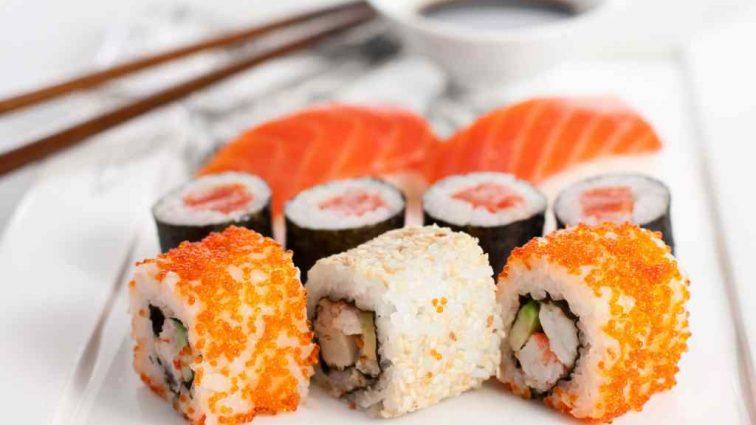 Ось чому суші можуть бути небезпечними для вашого здоров'я