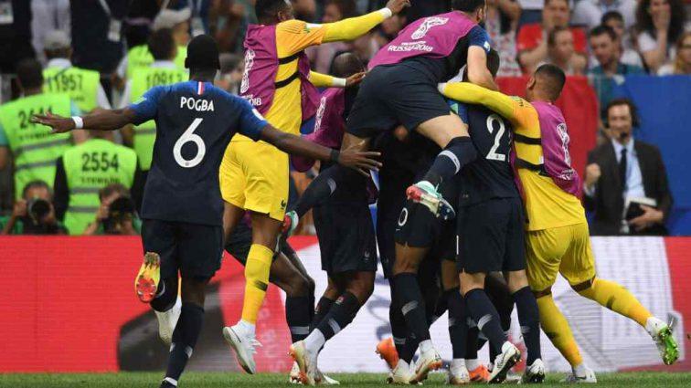 ЧС-2018: Хорвати програли  Франції, дізнайтесь з яким рахунком