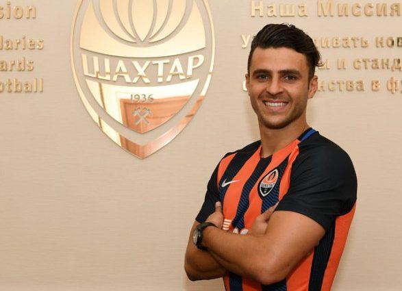 Жуніор Мораес назвав причини переходу з Динамо в Шахтар