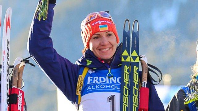 Олена Підгрушна не поїхала зі збірною України у Фінляндію на збори, в біатлоністки травма