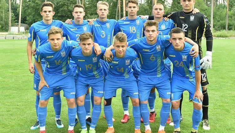 Збірна України сенсаційно обіграла Францію