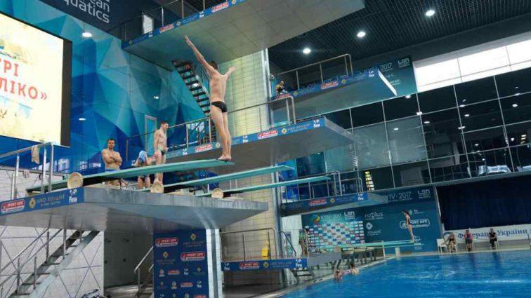 Українець пройшов до фіналу чемпіонату світу в змаганнях зі стрибків у воду