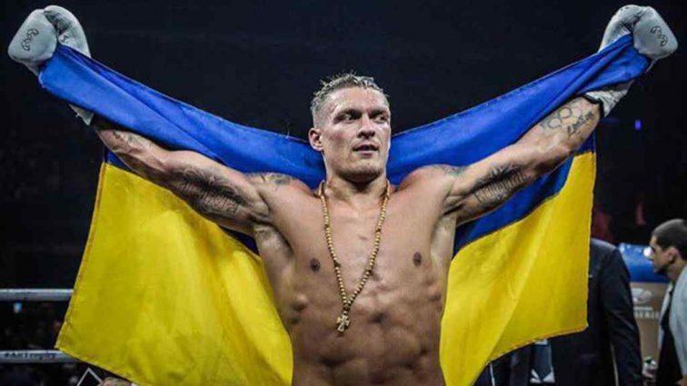 Промоутер Олександра Усика розповів про майбутні плани українського чемпіона