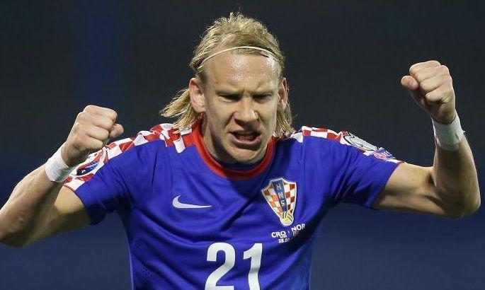 Хорватський футболіст Віда може перейти у відомий клуб до українського футболіста