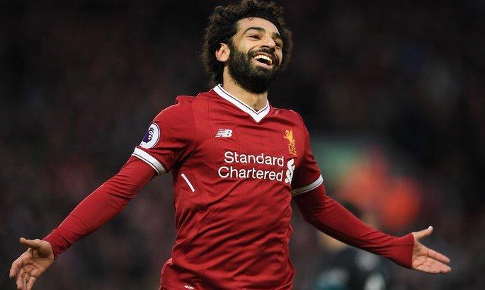 Кращий гравець англійської прем'єр-ліги Салах продовжив контракт з Ліверпулем