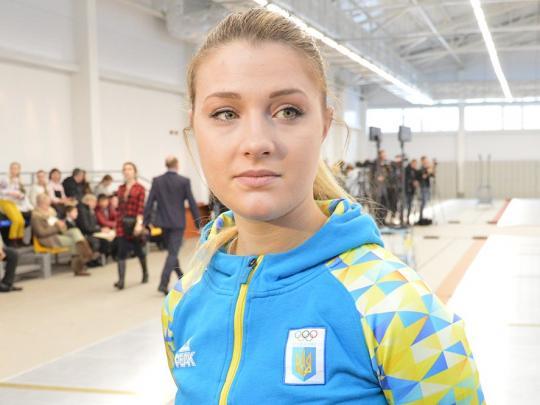 Українка Ольга Харлан втретє за свою кар'єру стала кращою фехтувальницею року