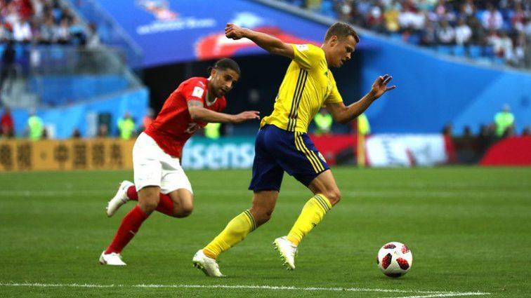 ЧС-2018: результат матчу Швейцарія-Швеція