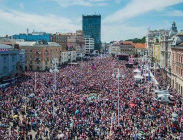 Стало відомо, як Хорватія зустріла футболістів з Росії