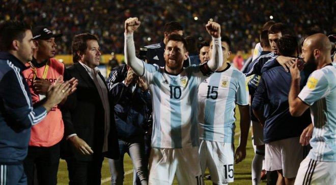 Антирекорди на ЧС-2018: збірна Аргентини відзначилась уже вдруге