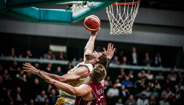 ЧС-2019 з баскетболу. Україна поступилась  Латвії