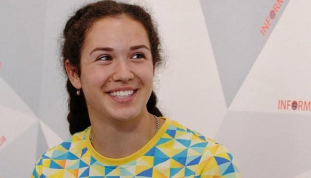 Українка Іваненко побила два рекорди на юнацькому чемпіонаті Європи