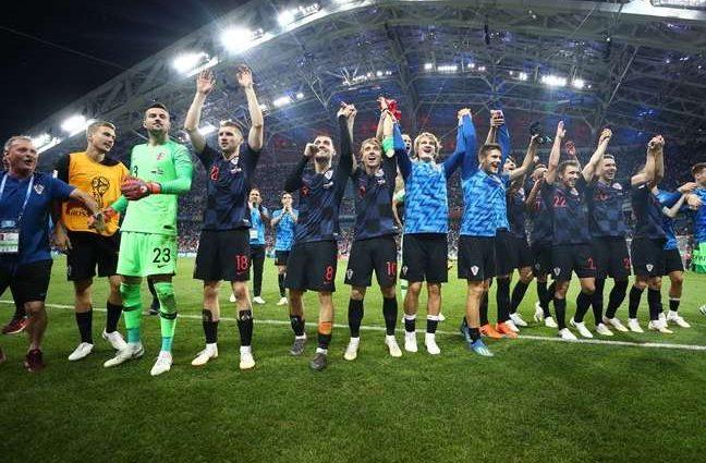 Хорватія вдруге в ЧС-2018 повторила своє досягнення 20-річної давності