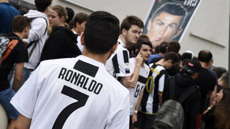 Тіло Роналду порівняли з 20-річним футболістом