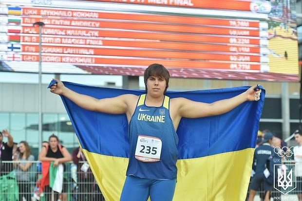 Українець завоював золото на Чемпіонаті Європи і встановив новий світовий рекорд