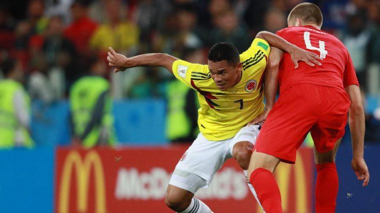 Підписана електронна петиція. Вболівальники вимагають переграти матч Колумбії з Англією