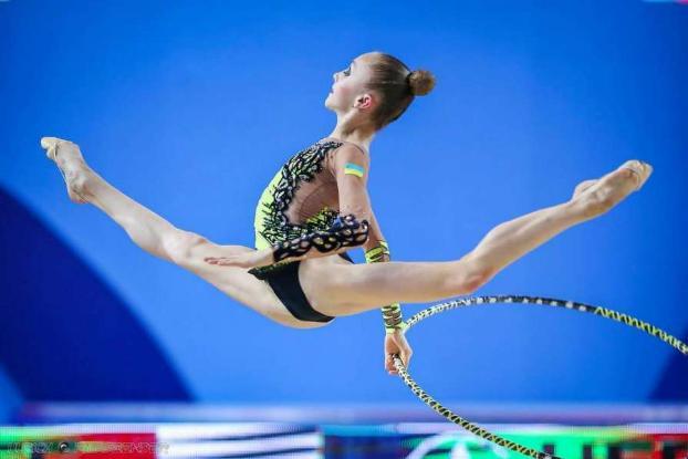 Українські гімнастки вибороли золоті медалі на Міжнародному європейському турнірі