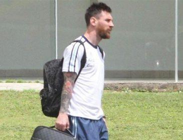 ЧС-2018  без Мессі: Футболіст терміново покинув Росію
