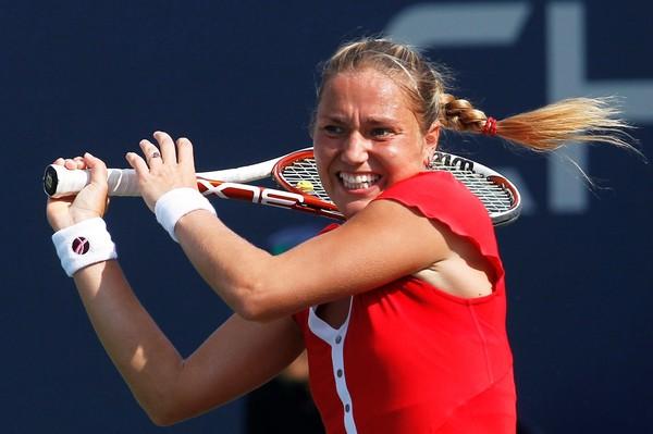 Бондаренко програла екс-першій ракетці світу