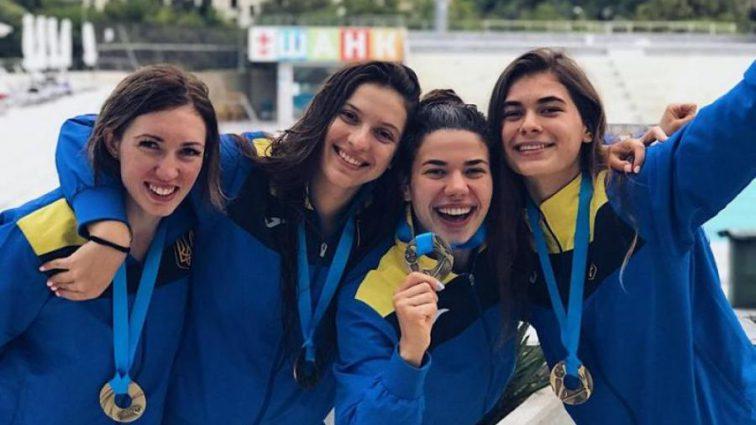 Українські плавці тріумфували на чемпіонаті світу в Белграді