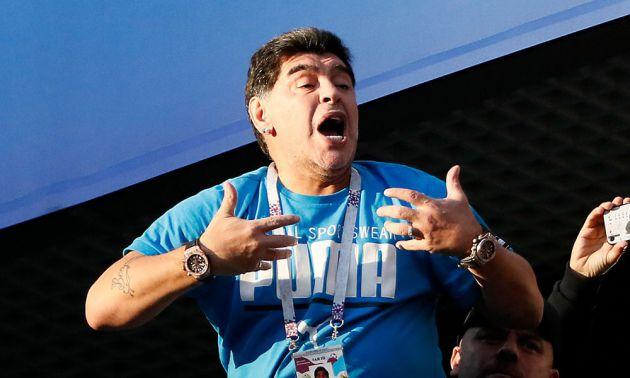 Марадона зробив заманливу пропозицію збірній Аргентини