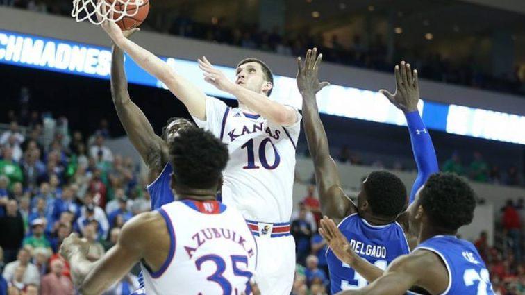 """""""Божевільний потенціал"""": Український баскетболіст вразив американських фанатів (відео)"""