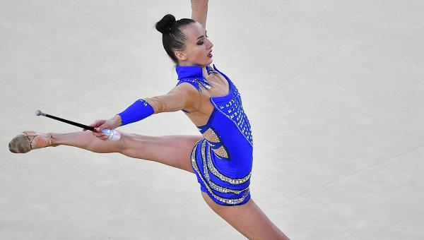 """""""Мамочка – вогонь!"""": 25-річна гімнастка Анна Різатдінова вразила шикарними зовнішніми даними"""