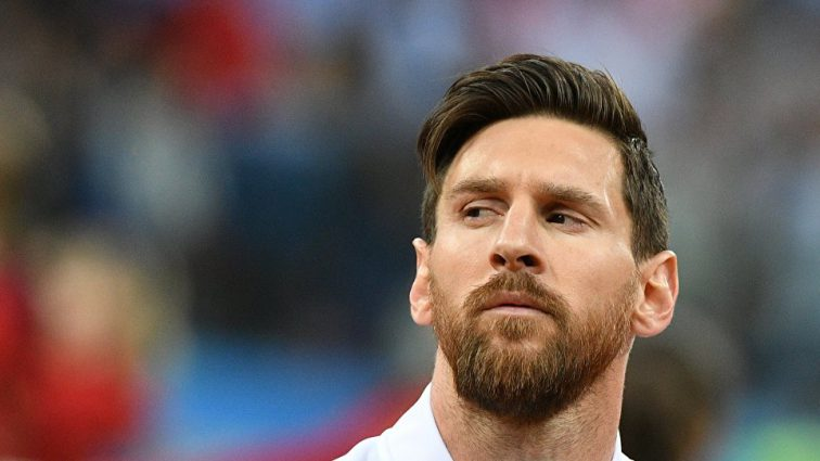 """""""Пізніше ми дізнаємося, коли він повернеться"""": Капітан збірної Аргентини Мессі не зіграє в цьому році"""