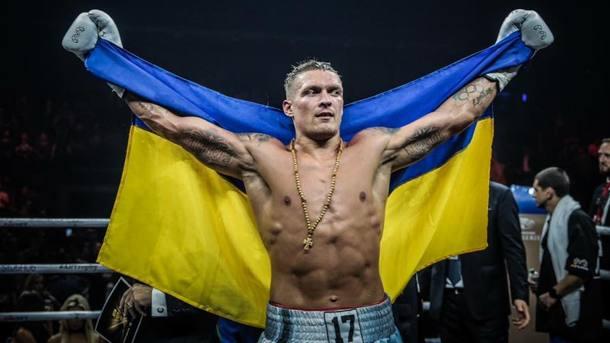 """""""Тільки повага"""": відомий російський боксер прокоментував вчинок Усика"""