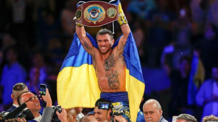 Василь Ломаченко став суперчемпіоном світу за версією WBA