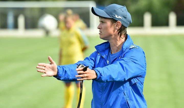 Жіноча збірна з футболу перемогла молодіжну команду WU-19