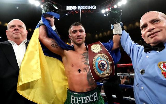 Незалежно від вагової категорії! Ломаченка визнали найкращим боксером світу