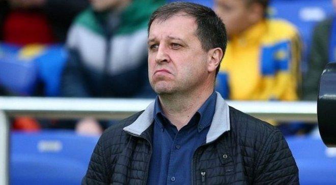 """Тренер """"Зорі"""" Вернидуб вирішив подати у відставку: що спонукало його на таке рішення"""