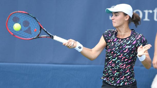 Ангеліна Калініна стала однією з представниць в основній сітці US Open