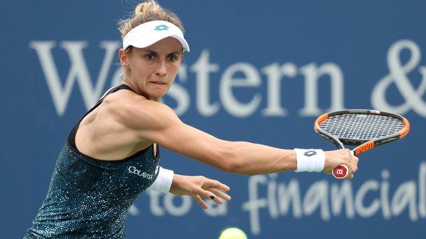 Леся Цуренко змогла обіграти тенісистку з ТОП-10 світового рейтингу