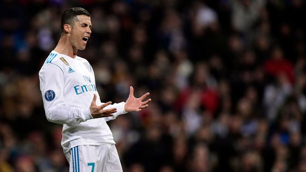 """Кріштіану Роналду забив гол у ворота """"Ювентуса"""" і його визнали найкращим у світі"""