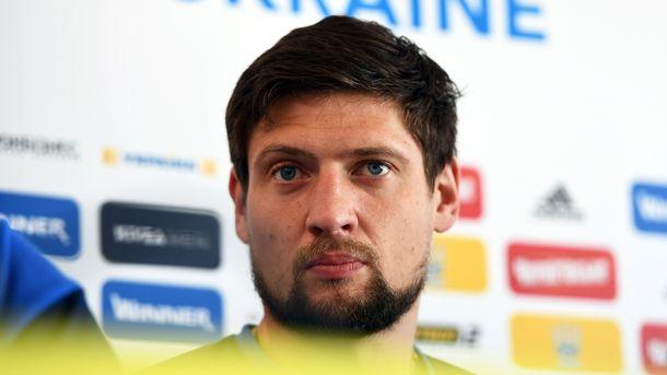 Євген Селезньов стане одним з гравців команди збірної України на матчах Ліги націй