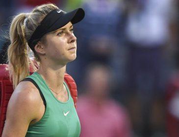 """""""Що за ніч видалась!"""": Світоліна перемогла росіянку на турнірі в США"""