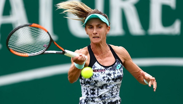 Леся Цуренко без проблем розібралась з суперницею на престижному турнірі