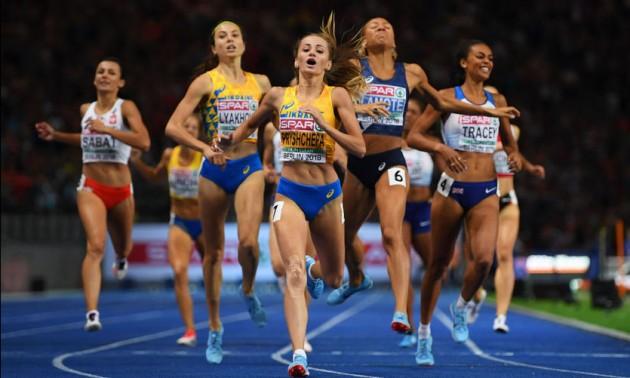 """""""Стала першою в історії"""": Українська спортсменка відзначилася унікальним досягненням"""