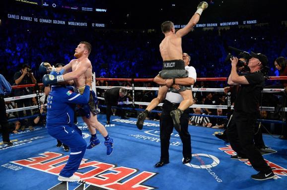 В світовому боксі спалахнув гучний скандал: дізнайтесь подробиці інциденту