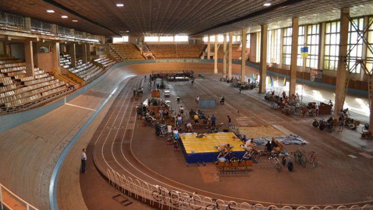 У Львові пройшли міжнародні змагання з велотреку Lviv Open Cup
