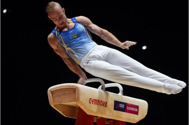 """Українець завоював """"срібло"""" чемпіонату Європи в опорному стрибку"""