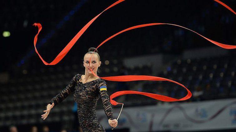 Українська команда представить країну на змаганні з художньої гімнастики