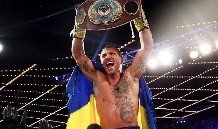 Ломаченко втретє поспіль лідирує в рейтингу кращих боксерів світу